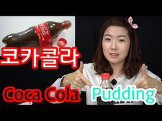 How To Make Real Coca Cola Drinking Water Pudding Jelly Cooking Learn th...
