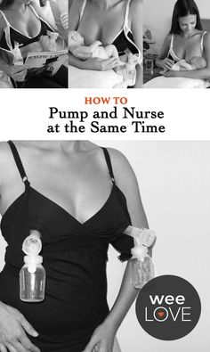 How to pump and nurs