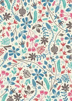#floral #pattern #print