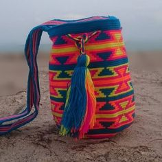 Beautiful Wayuu mini-backpacks    backpacks, a strand, most designs, at affordable prices, shipments 100% safe. National and internationshipments. ✈    #azul #caribbean #weekend #snow #schnee #handmade #deutchland #munchen #catalunya #domingo #brussels #brusselsgriffon #zagreb #copenhagen #helsinki #paris #rome #oslo #lisbon #london #vatican