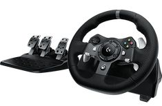 Logitech G G920 Driving Force game steering wheel