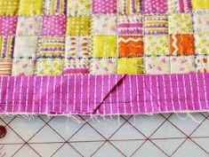Quilt Binding Part 2: Attaching Your Binding