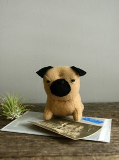 Pug from Etsy