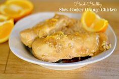 This Heart-Healthy Slow Cooker Orange Chicken recipe is a healthier and delicious twist on the traditionally fried and high sodium version you love at your favorite Chinese restaurant. All of the flavor without all of the salt and added calories. We're sure your going to love this healthier version of traditional Orange Chicken, both for its flavor and simplicity....Read More »