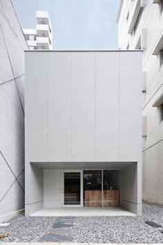 Yokaya restaurant and residence - Fukuoka, Japan | Architecture. Architektur | Architect: rhythmdesign |