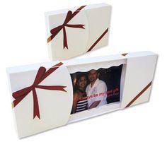 Photo box template
