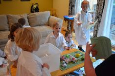 Disco Mom Takes on the World: How to Throw a Science Party