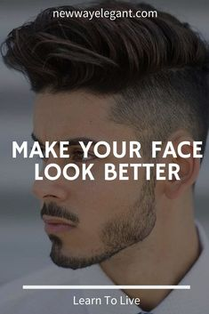 12 Tips To Make Your Face Look Better Instantly Beauty Tips For Men, Men Tips, Men Style Tips, Jawline Men, Chiseled Jawline, Face Exercises For Men, Best Hobbies For Men, Guys Grooming, Thicken Hair Naturally