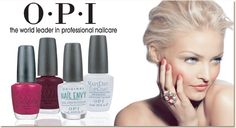 """OPI - New Beauty Award Winner for """"Best Long-Lasting Nail Polish"""" (Winter 2013). New Beauty says, """"Rotating themed collections and an array of long-lasting bold colors keep these polishes on everyone's radar."""""""