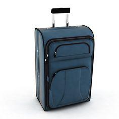 962001cc3bb Suitcase travel 3D Model .max .c4d .obj .3ds .fbx .lwo