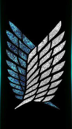 Wallpaper: Wings of Freedom Attack on Titan Shingeki no Kyojin Attack On Titan Season 2, Attack On Titan Funny, Attack On Titan Fanart, Attack On Titan Aesthetic, Fan Art Anime, Exploration, Ereri, Mask Design, Me Me Me Anime