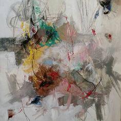 Acrylic on Canvas 24 by 30 #abstractart #abstract #abstractpainting #fineart #acrylic #acrylicart #acrylicpainting #atl #atlanta #modern…