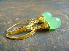 earrings,   stein-schmuck