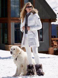 Ubon Women's Outdoor Waterproof Windproof Fleece Ski Jacket Insulated Snow Jacket(Purple,US L) Snow Fashion, Winter Fashion Outfits, Ski Outfits, Sporty Fashion, Fashion Women, Apres Ski Party, Ski Bunnies, Outfit Invierno, Ski Wear