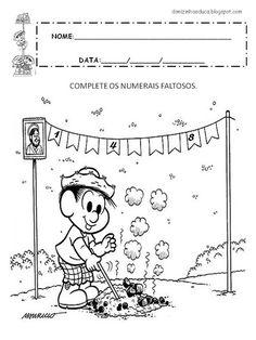 Dani Educar : festa junina