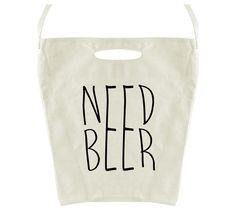 American Apparel Growler Tote