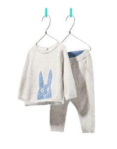 Zara bunny set