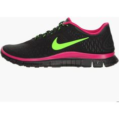 Nike Free Run 4.0+ V2 Women's Running Shoes ($80) ❤ liked on Polyvore featuring shoes, athletic shoes, sneakers, nike, sports, nike shoes, sports running shoes, sports shoes, sport running shoes and nike footwear