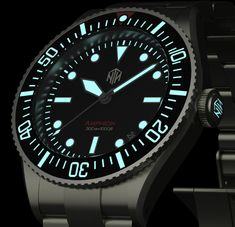 New NTH Sub Watches From Janis Trading