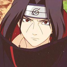 Itachi has the most fabulous lashes out of all Uchihas. Maybe even out of all Naruto characters. Itachi Uchiha, Itachi And Izumi, Naruto Sasuke Sakura, Naruto Shippuden, Boruto, Naruto Gif, Mangekyou Sharingan, Akatsuki, Sasuke Older