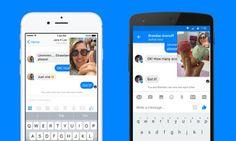 Facebook Messenger V86 APK Perbarui dengan Fitur Baru Video Instan