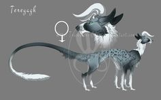 Adopt Auction: Original Species Tereyagh  (CLOSED) by Tricksters-Adopts.deviantart.com on @DeviantArt