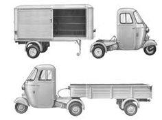 Scooters For Sale Small Trucks, Mini Trucks, Small Cars, Piaggio Vespa, Lambretta Scooter, Scooter Garage, Mobile Coffee Shop, Vespa Ape, Microcar