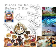 """""""Places To Go Before I Die"""" by fashionistacity on Polyvore"""
