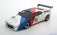 Hersteller: Minichamps Maßstab: 1:18 Marke: BMW Typenbezeichnung: M1 Procar No.82, Eifelrennen DRM Fahrer: Surer Jahrgang: 1979