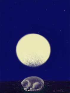 Splashes in the world: The moon, plum ... / Luna lunera, cascabelera ...