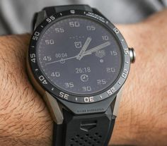 TAG Heuer Connected Watch Hands-On With Full Specs, All Details, Availability