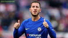 """""""I'm lucky to have a job that allows me to earn a lot of money. But I don't flaunt it. It shows a lack of respect towards those who earn less."""" - Eden Hazard"""