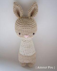 Materiales - Aguja de crochet de 3.00 mm - Hilo de algodón para aguja de 3.00 mm - Aguja de tapicería - Dos sonajeros ( yo us...
