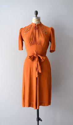 1930s The St Louis Shag dress    #vintagedress #vintage #1930s