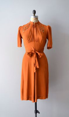 1930s The St Louis Shag dress    #vintagedress #vintage #1930s