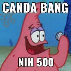 Patrick Star Funny, Patrick Spongebob, Patrick Meme, Ironic Memes, Cute Memes, Funny Memes, Cartoon Jokes, Cute Baby Girl Pictures, Funny Pictures