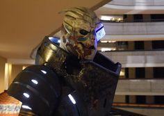 Great Garrus mask