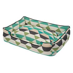 Pear Origami Cotton Blend Bed by Jax and Bones
