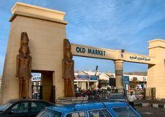 Old Market- Sharm El Sheikh- Egypt