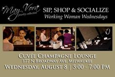 Our last Sip, Shop & Socialize was August 8th! Good times, laughs and networking! Stay tuned for our next one taking place in October!