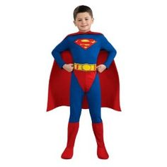 Rubies Costume Co (Canada) Superman Childs Costume, Small: Amazon.ca: Boys, Children, Halloween, Dress-up, Role Playing, FUN!
