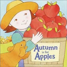 'A' is for Autumn and Apple