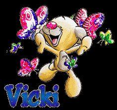 Vicki Animated Gif