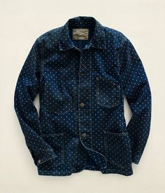 RRL Allen Work Jacket