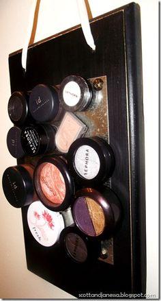 magnetic make up board...
