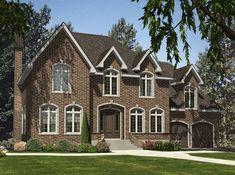 House Plan chp-26952 at COOLhouseplans.com