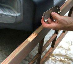 Make A Door, Diy Door, Interior Door Hinges, Router Jig, Trim Work, Door Makeover, Reno, Home Repair, Door Handles