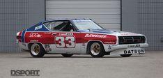1975 Datsun 200SX Racecar - Paul Newman's