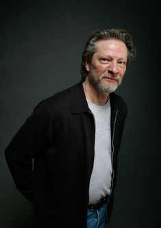 Chris Cooper is one of my favorite actors. He's just amazing in everything I've ever seen!!