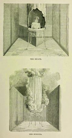 "Illustrations from ""Stage Illusions and Scientific Diversions, including Trick Photography"" 1897"